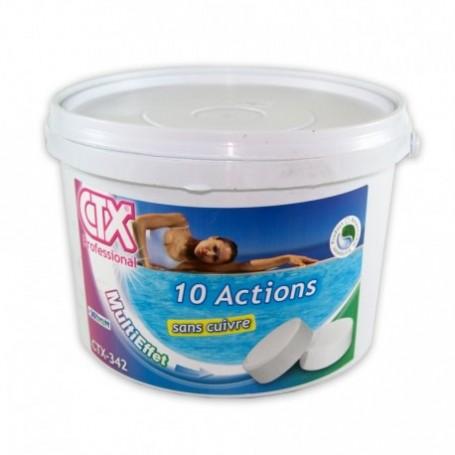 10 Action + sans cuivre CTX 393
