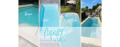 Piscine coque polyester : variés, adaptables, pratiques